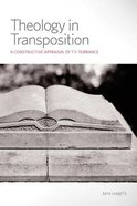 Theology in Transposition Paperback