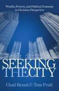 Seeking the City Hardback