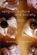 Religion, Culture and Society Paperback