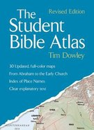 The Student Bible Atlas Paperback