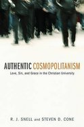 Authentic Cosmopolitanism Hardback