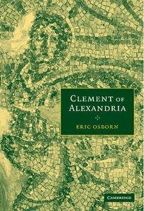 Clement of Alexandra