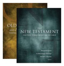 New Testament/Old Testament (2 Volume Set) (Fortress Commentary On The Bible Series)