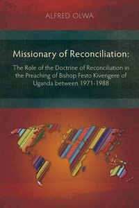 Missionary of Reconciliation