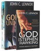John Lennox Bargain 3-Pack (3 Vols)