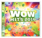 Wow Hits 2016 Double CD CD