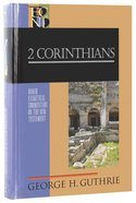 2 Corinthians (Baker Exegetical Commentary On The New Testament Series)