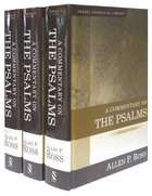 A Commentary on the Psalms (3 Vols) (Kregel Exegetical Library Series) Hardback