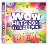 Wow Hits 2016 Deluxe Edition CD