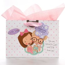 Gift Bag Large Holly & Hope: Especially For You (Incl Tissue Paper & Gift Tag)