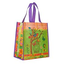 Non-Woven Totebag: May Your Day Be Blessed