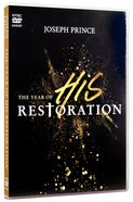 The Year of His Restoration (2 Dvds)
