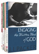 Cswp: Collected Shorted Writings of J I Packer 4-Pack (4 Vols)