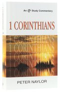 1 Corinthians (Evangelical Press Study Commentary Series)