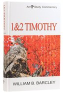 1&2 Timothy (Evangelical Press Study Commentary Series) Hardback