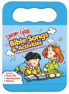 Dear God - Bible Songs & Activities (Cd And Activity Pack) CD