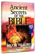 Ancient Secrets 2 #02: Biblical Treasures (#02 in Ancient Secrets Of The Bible DVD Series) DVD