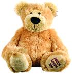 Dufus Bear: Jesus Loves Me, 32Cm Soft Goods