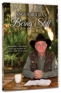 Being Still: Experience the Peace and Joy Found in Quiet Time With God DVD