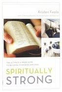Spiritually Strong Paperback