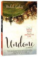 Undone Paperback