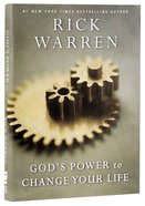 God's Power to Change Your Life (Living With Purpose Series)
