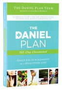 The Daniel Plan 365 Devotional
