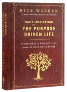 Daily Inspiration For the Purpose Driven Life Padded Hardback