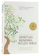 NIV Spiritual Renewal Bible, the (Black Letter Edition) (Red Letter Edition)