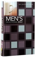 NIV Men's Devotional Bible (Black Letter Edition)