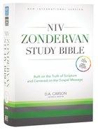 NIV Zondervan Study Bible Full Colour
