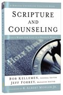 Scripture and Counseling Hardback