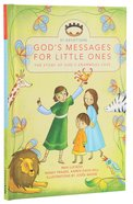 God's Messages For Little Ones Hardback