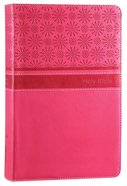 NIRV Gift Bible Pink Girls Edition (Black Letter Edition)