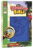 NKJV Adventure Bible Blue (Black Letter Edition)