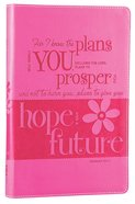 NIV Bible For Kids Hot Pink (Red Letter Edition) Imitation Leather