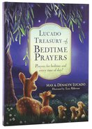 Lucado Treasury of Bedtime Prayers Hardback