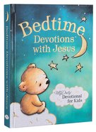 Bedtime Devotions With Jesus Hardback