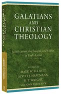 Galatians and Christian Theology Paperback