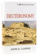 Deuteronomy (Evangelical Press Study Commentary Series)