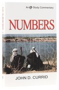 Numbers (Evangelical Press Study Commentary Series) Hardback