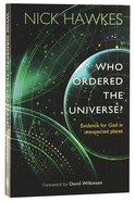 Who Ordered This Universe? Paperback