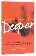 Immeasurably Deeper Paperback