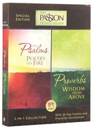 Psalms & Proverbs (2 in 1 Collection With Devotions) (The Passion Translation Series)