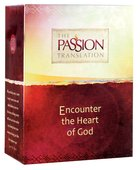 TPT Passion Translation (Black Letter Edition) (8 Pack)