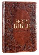 NLT Compact Bible Brown
