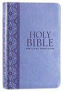 NLT Compact Bible Purple