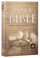 NLT Compact Bible Pebbles Paperback