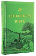 ESV Children's Bible Green (Black Letter Edition) Hardback