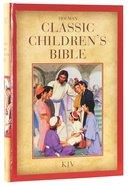 KJV Holman Classic Children's Bible Hardback